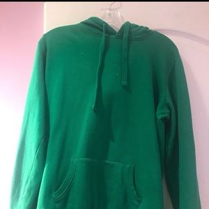 Cotton on Envy Green hoodie